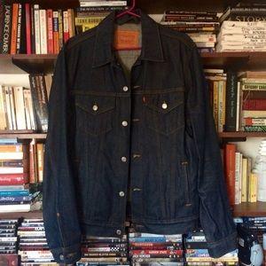 Men's Levi's Denim Jacket Size L